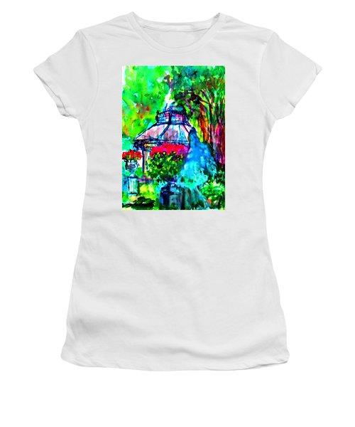 The Park Women's T-Shirt (Athletic Fit)