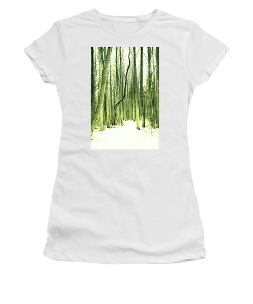 The Path Less Taken Women's T-Shirt
