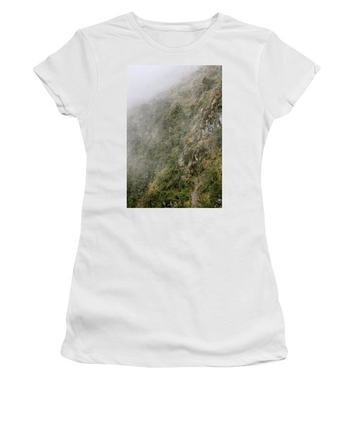 The Path To Self-discovery Women's T-Shirt