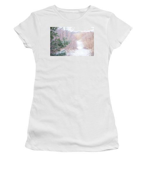 The Path Untraveled  Women's T-Shirt