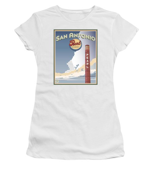 The Pearl Smokestack Women's T-Shirt