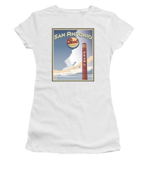 The Pearl Smokestack Women's T-Shirt