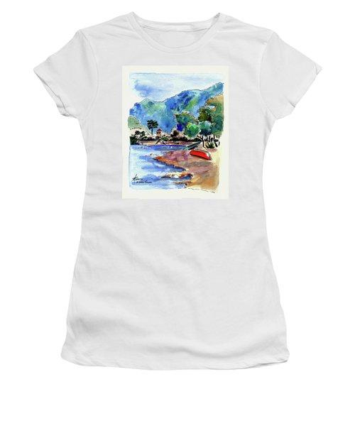 The Peloponnese Women's T-Shirt