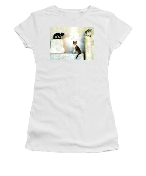 The Pose - Rdw250812 Women's T-Shirt
