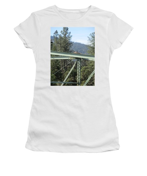 Women's T-Shirt (Junior Cut) featuring the photograph The Pretender by Marie Neder