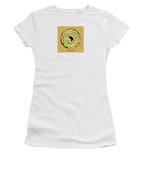 The Rabbit Magician Women's T-Shirt