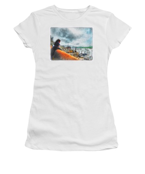 The River Exe Women's T-Shirt