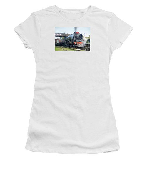 The Royal Scot At Butterley Women's T-Shirt