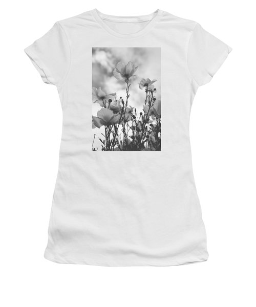 Women's T-Shirt featuring the photograph The Same Air You Breathe by Laurie Search