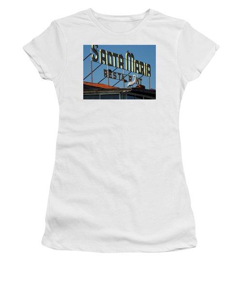 The Santa Maria Women's T-Shirt