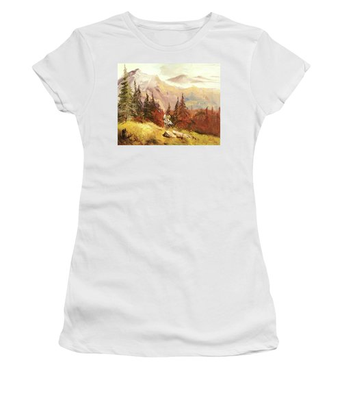 The Scout Women's T-Shirt (Athletic Fit)