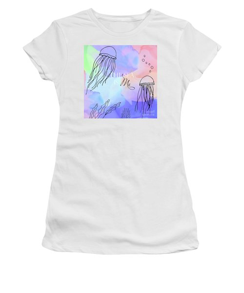 The Sea Is Me Women's T-Shirt