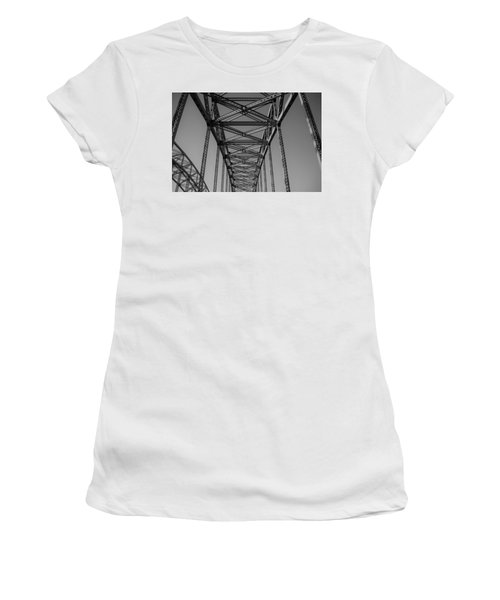 The Top Of Robert Moses Causeway Women's T-Shirt