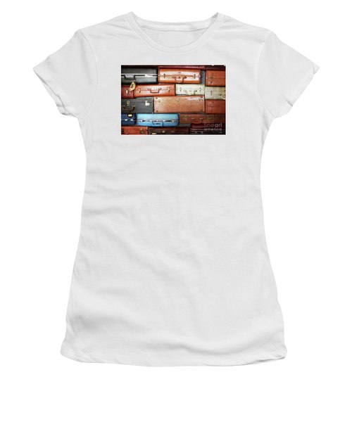 The Traveler Women's T-Shirt (Athletic Fit)