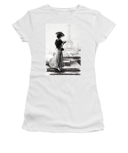 The Traveler Women's T-Shirt