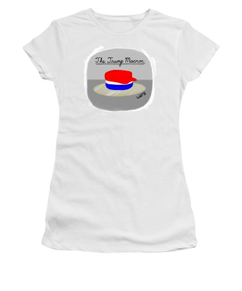 The Trump Macron Women's T-Shirt