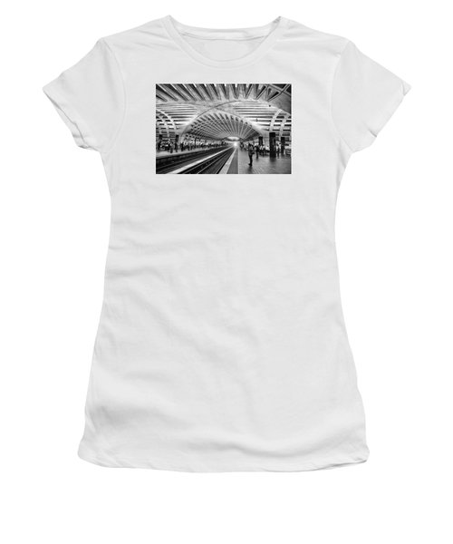 The Tubes Women's T-Shirt (Athletic Fit)