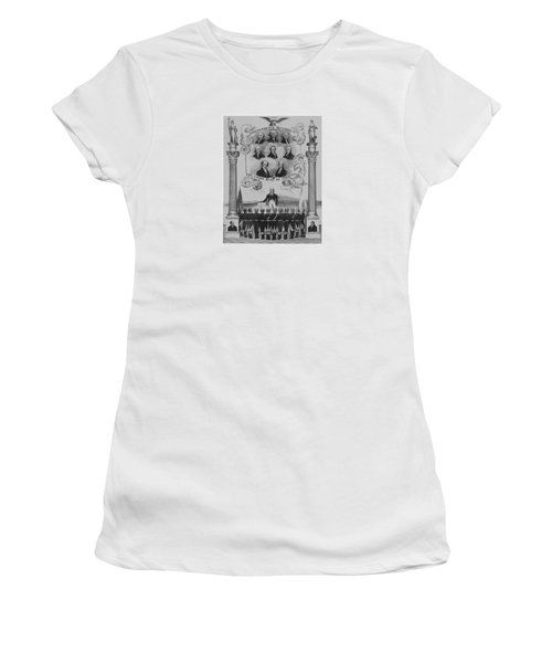 The Union Must Be Preserved Women's T-Shirt (Junior Cut) by War Is Hell Store