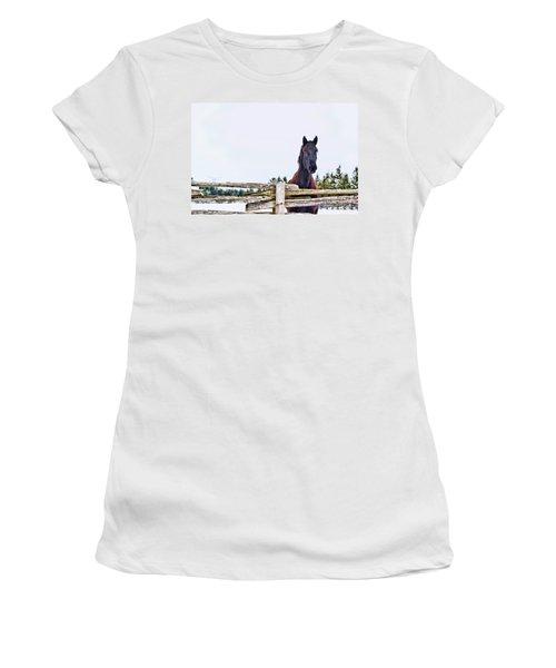 The Watcher 2 Women's T-Shirt