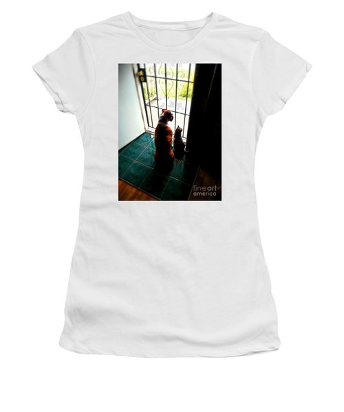 The Watchers Women's T-Shirt