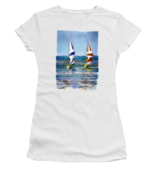 The Wind In Your Sails Women's T-Shirt