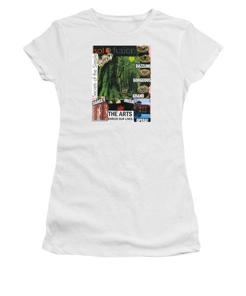 The Wonder Of Wonder Women's T-Shirt