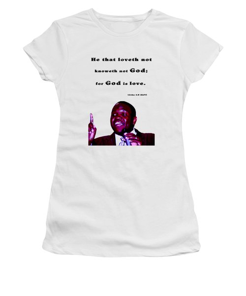 The Word Says..... Women's T-Shirt