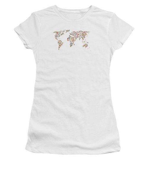 The World Is Made Up Of All Sorts Women's T-Shirt