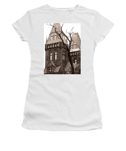 Then The Dream Wakes Me Women's T-Shirt