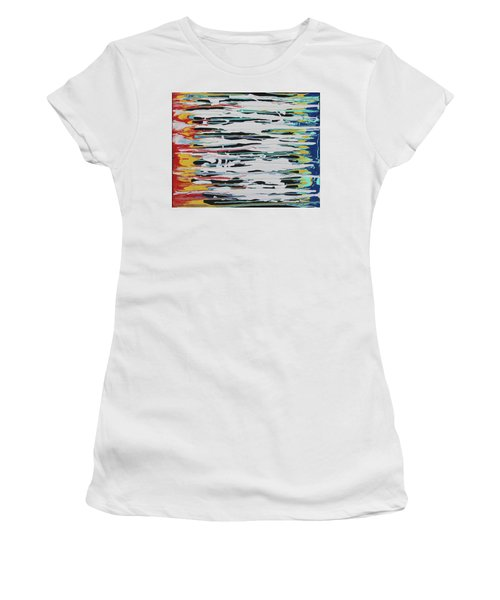 This Is Us Women's T-Shirt (Junior Cut) by Cyrionna The Cyerial Artist