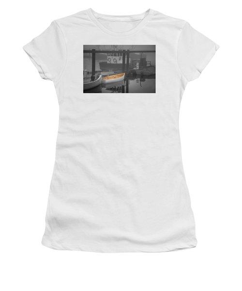 This Little Boat Women's T-Shirt (Junior Cut) by Peter Scott