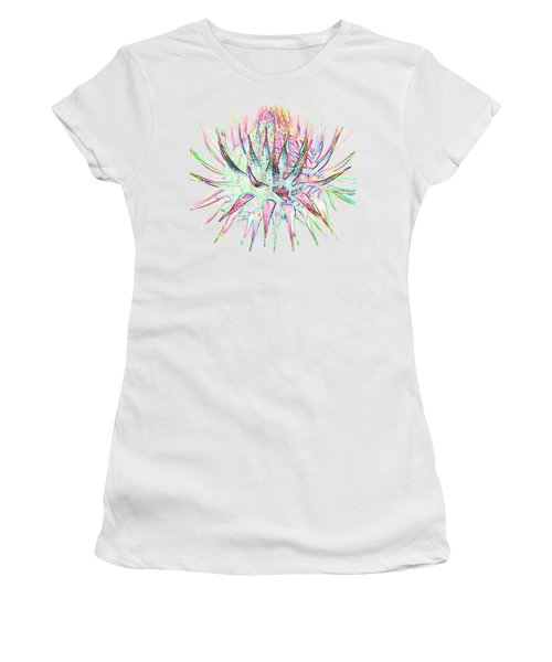 thistlehead2 T-shirt Women's T-Shirt (Athletic Fit)