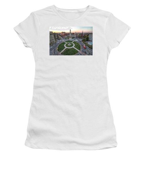 Thomas Circle Women's T-Shirt