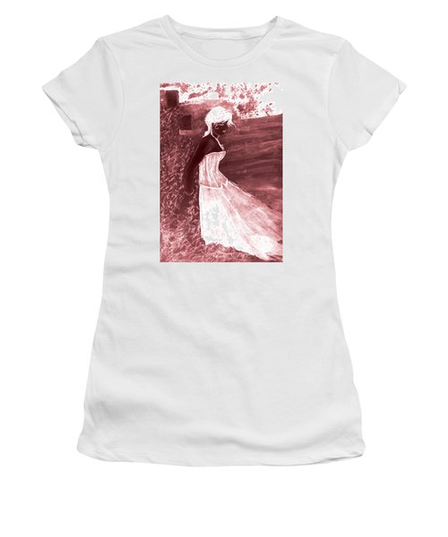 Thoughtful Women's T-Shirt (Athletic Fit)