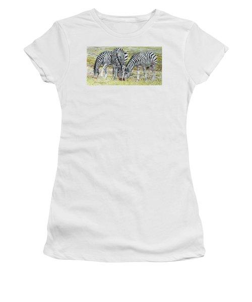 Three's Company Women's T-Shirt