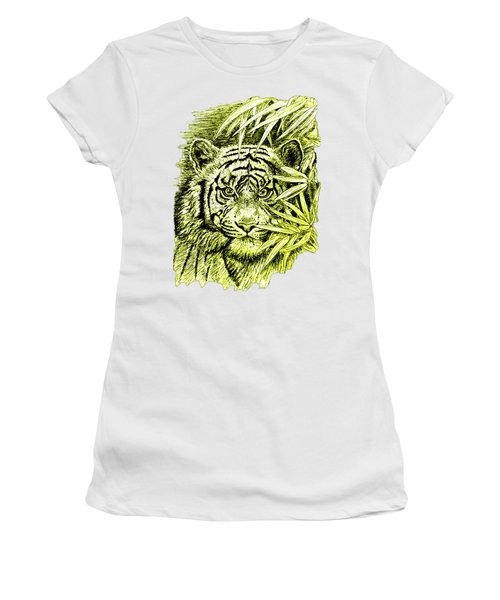 Tiger - King Of The Jungle Women's T-Shirt