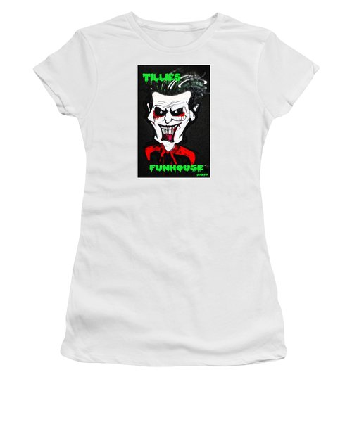 Tillies Vamp Women's T-Shirt (Athletic Fit)
