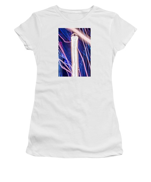 Time Dilation  Women's T-Shirt (Athletic Fit)