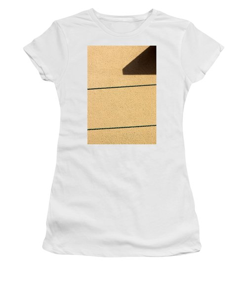 Women's T-Shirt (Junior Cut) featuring the photograph Together Yet Apart by Prakash Ghai