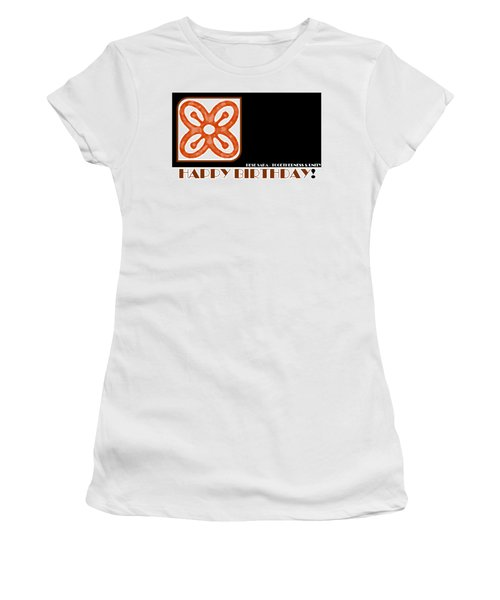 Togetherness Women's T-Shirt (Athletic Fit)