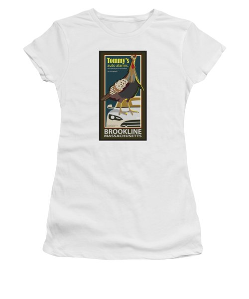 Tommy's Alarms Women's T-Shirt