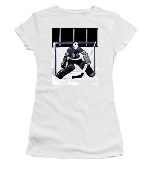 Tony Esposito Women's T-Shirt (Athletic Fit)