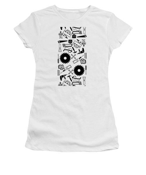 Tool Belt 1 Phone Case Women's T-Shirt