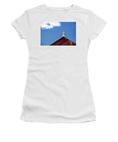 Top Of A Barn Women's T-Shirt