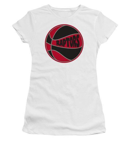 Toronto Raptors Retro Shirt Women's T-Shirt