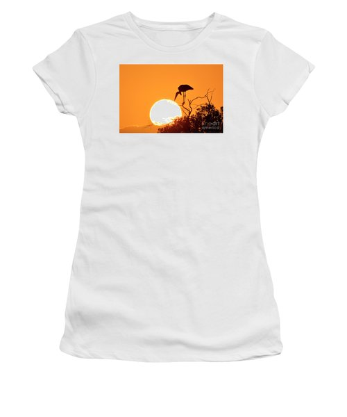 Touching The Sun Women's T-Shirt (Athletic Fit)