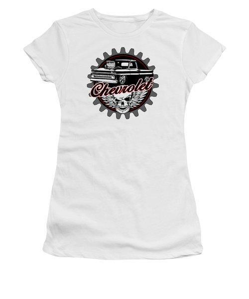 Tough Trucks Women's T-Shirt