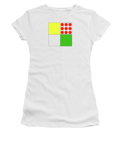 Tour De France Jerseys 1 White Women's T-Shirt