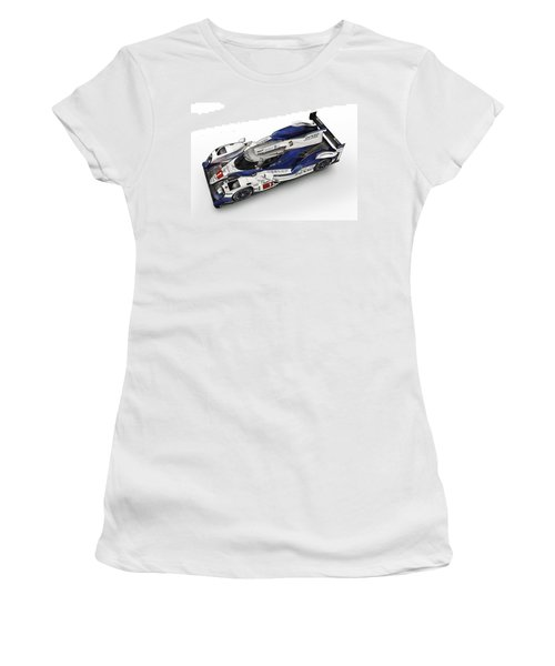 Toyota Ts030 Hybrid Women's T-Shirt