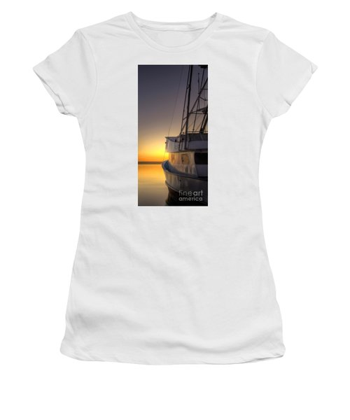 Tranquility On The Bay Women's T-Shirt